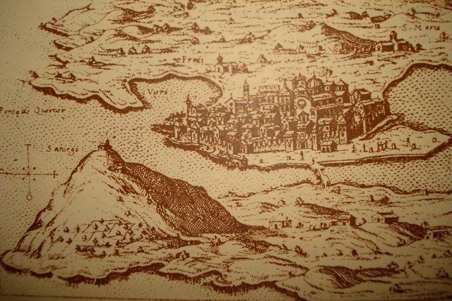 Osor was ooit een belangrijke stad