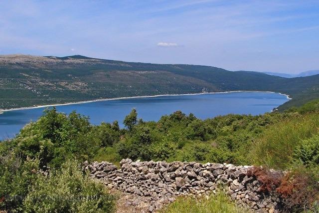 Het Vranameer van Cres