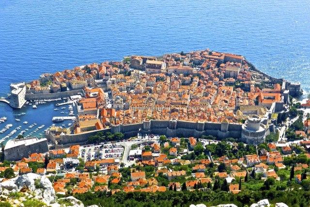 Dubrovnik is de meest fotogenieke stad van Kroatië