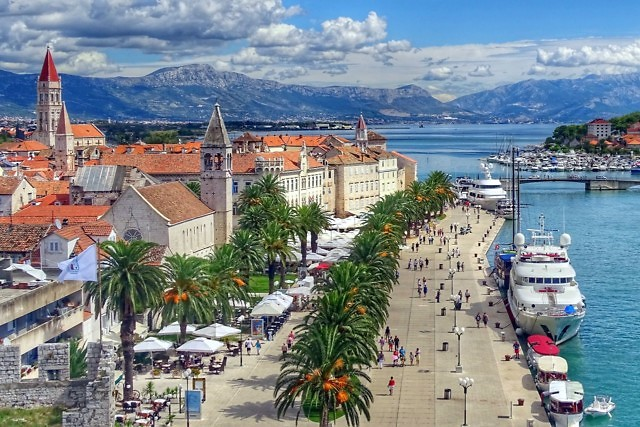 Kroatische steden