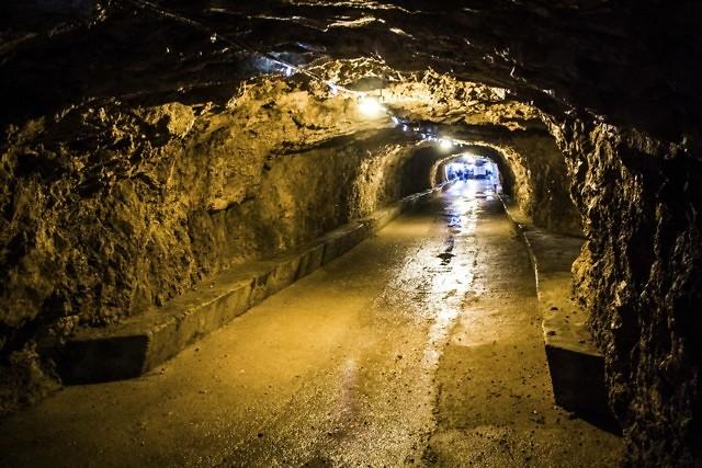 De ondergrondse gangen van Zerostrasse