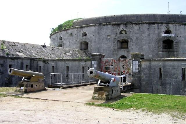 Kanonnen van Fort Bourguignon