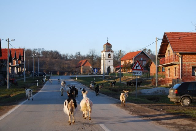 Een dorp in Slavonië