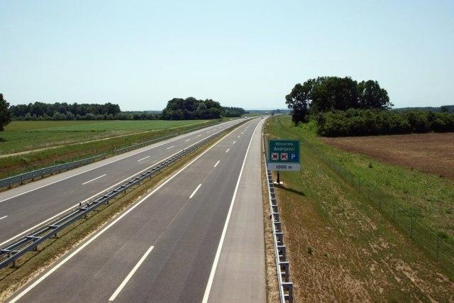 De A5 in Slavonië