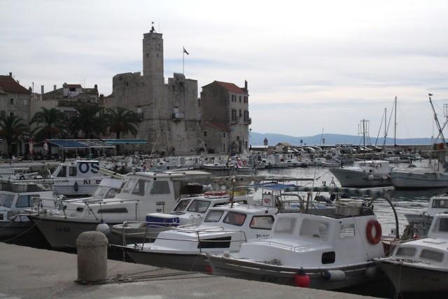 Het fort van Komiža