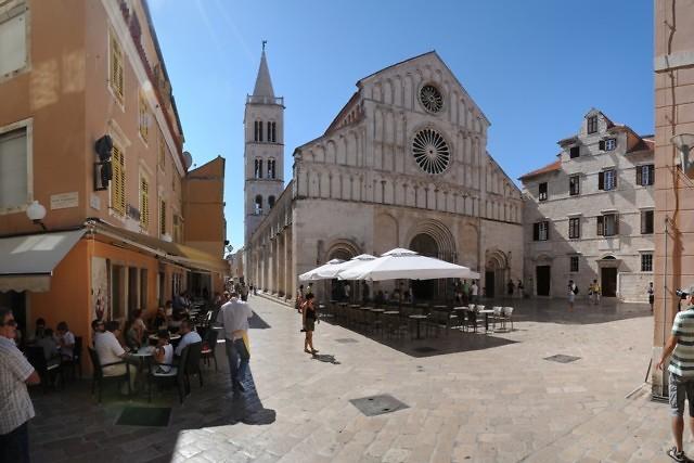 Zadar kent een prachtig historisch centrum